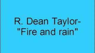 Play Fire And Rain
