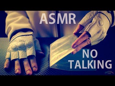 [ASMR] Sticky Tape / Peeling - NO TALKING