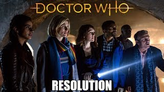 Doctor Who Review - Resolution (2019 New Year Special)