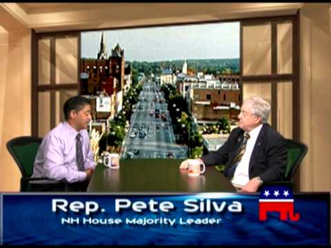 The People's View - Episode 023 - New Hampshire House Majority Leader Pete Silva (Part 1)