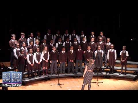Somerset Primary School Choir, February 13 2015