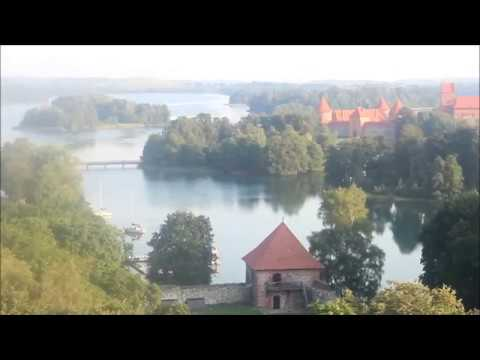 Lithuania  beautiful  from heaven - HRNEWS-TRAVEL