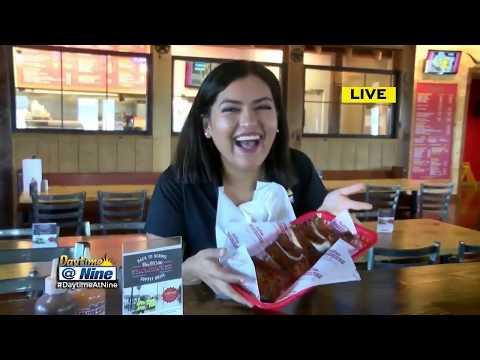DAYTIME AT NINE: Bar-B-Cutie Smoke House | TV Host Danielle Banda