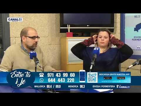 Bufete Capellà - Canal4 Radio -Entre tu i jo- AFECTADOS HEPATITIS A PALMA DE MALLORCA