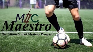 | MAESTRO | The Ultimate Ball Mastery Training Program For Footballers