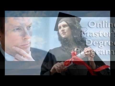 Online Master Degrees