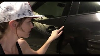 Remove Scratches From Black Car - Super Easy!