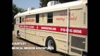 Louie Rosado on Medical Mission Adventures
