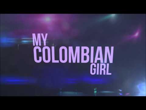 Edward Maya & Jake Sean - Colombian Girl (2014)