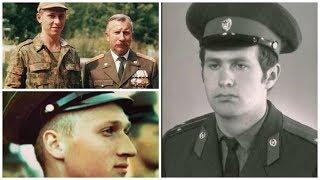 Как выглядели наши звезды во время службы в армии