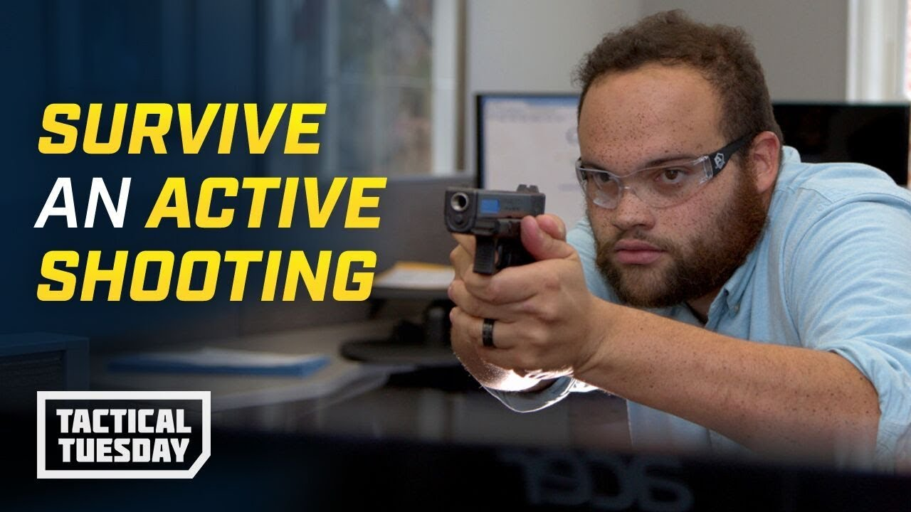 how to survive an active shooter The 4 things you need to know to survive an active shooter event one of the most common fears that come up when doing active shooter preparedness trainings is the fear of being confronted and shot by a gunman.