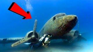 10 Niezwykłych podwodnych odkryć