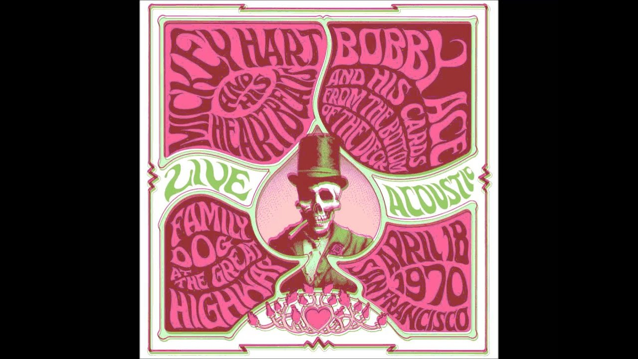 The Grateful Dead ~ Roberta ~ (Acoustic!) 04/18/70 - YouTube