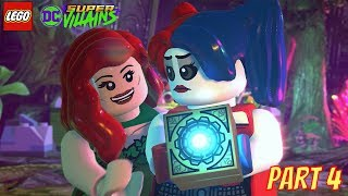 LEGO DC Super Villains Part 4 - The Harley and The Ivy (Deadshot, Captain Boomerang, Killer Frost)