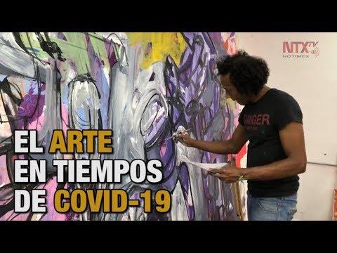 El arte en tiempos de COVID-19: Los Transferencistas - YouTube