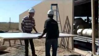 Steel Building Insulation.flv