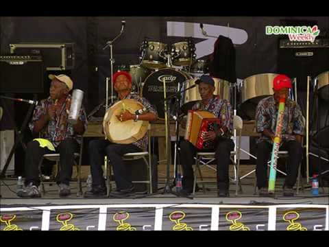 jing ping music dominica culture pt3