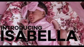 Introducing Isabella [Jamie Grace - Bella (Acoustic)  Birth/]