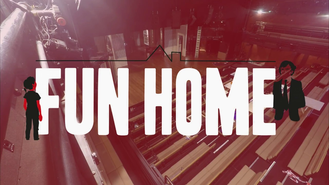 Inside    Fun Home | Young Vic website