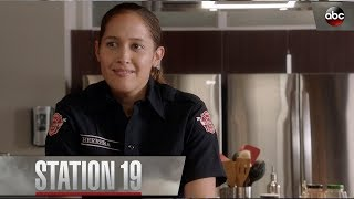 They Do This Job Because They Love It – Station 19 Season 1 Episode 1
