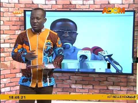Adom TV News (18-1-18)