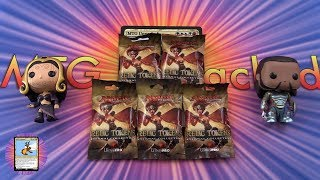MTG Ultra Pro Relic Tokens Eternal Collection unboxing