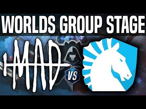 MAD Team vs Team Liquid  vod