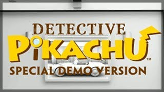 connectYoutube - Detective Pikachu - Special Demo Version: English Playthrough