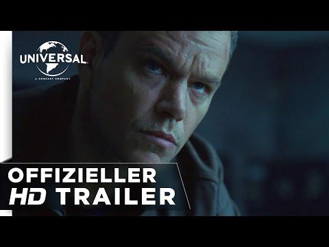 Jason Bourne - Trailer german/deutsch HD