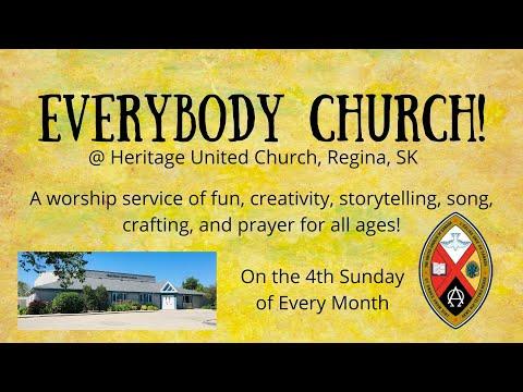 Worship Service - May 23, 2021