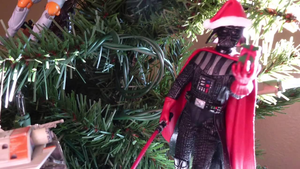 Darth Vader Peekbuster Ornament