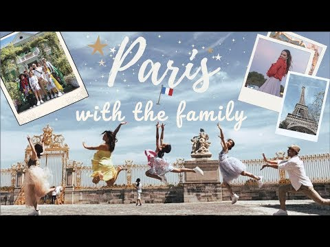 Family Vacation to Paris!   Was such a surreal experience, I'm in LOVE
