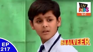 Baal Veer - बालवीर - Episode 217 - Sand Man Tries To Kill Meher