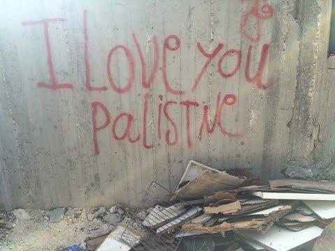 A trip to Palestine.