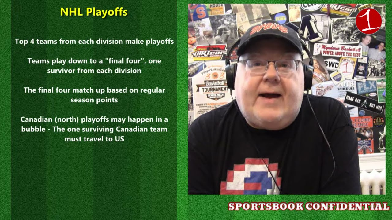 SPORTSBOOK CONFIDENTIAL: NHL Stanley Cup Futures & Darlington Preview (podcast)