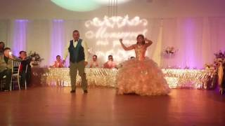 Video Quinceanera father daughter dance (ft. Brother) download MP3, 3GP, MP4, WEBM, AVI, FLV Agustus 2018