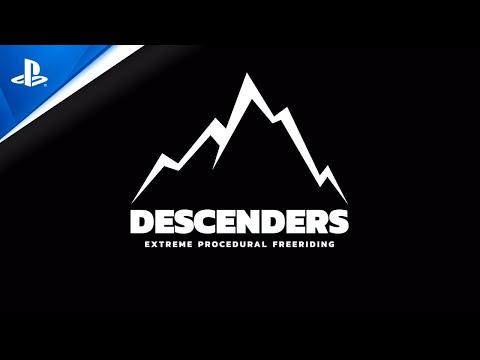 Descenders - Launch Trailer | PS4