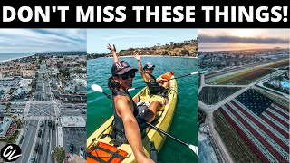 DON'T MISS these things to DO, EAT, SEE and STAY in Carlsbad, California!