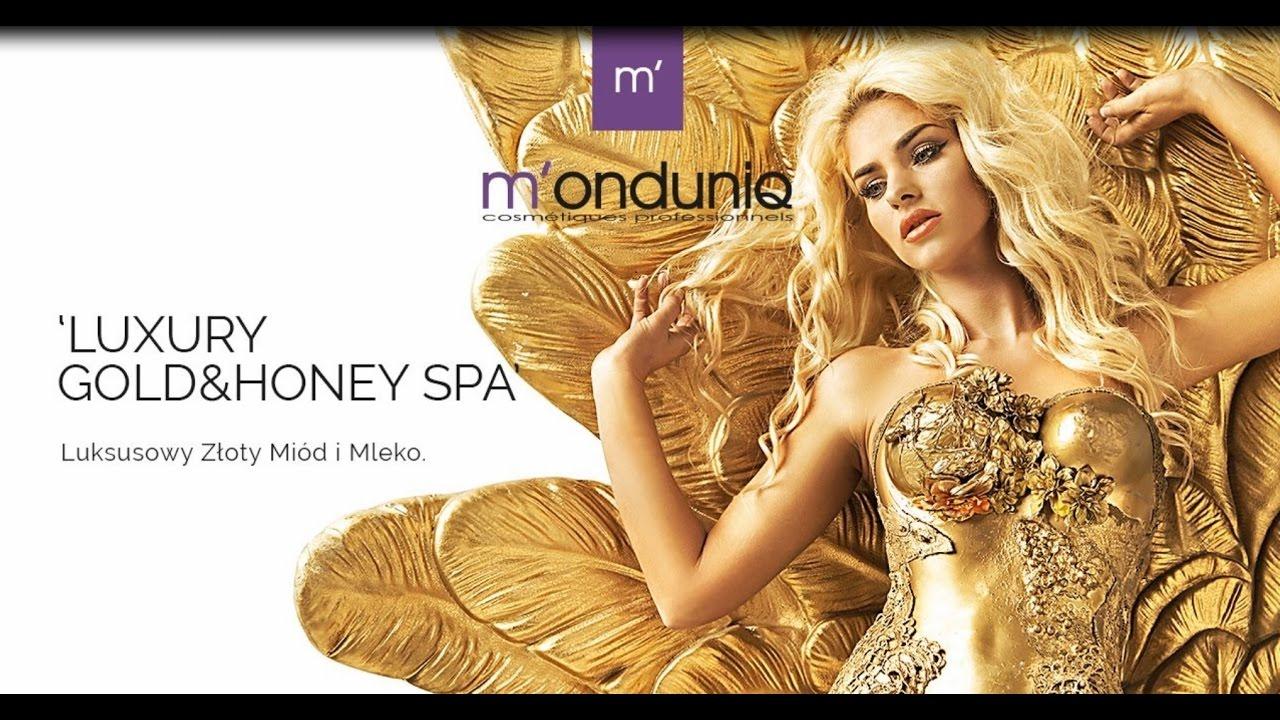 Znalezione obrazy dla zapytania Luxury Gold & Honey SPA monduniq