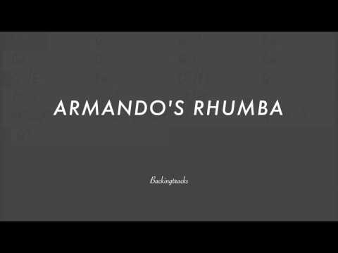ARMANDO'S RHUMBA chord progression (slow)- Backing Track Play AlongJazz Standard Bible 2s