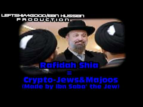 LECTURE: Ebn Saba' the Jew - The Father of (Rafidi) Shi'ism?