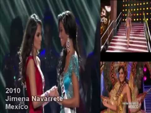 miss universe crowning 2000180s 2010180s youtube