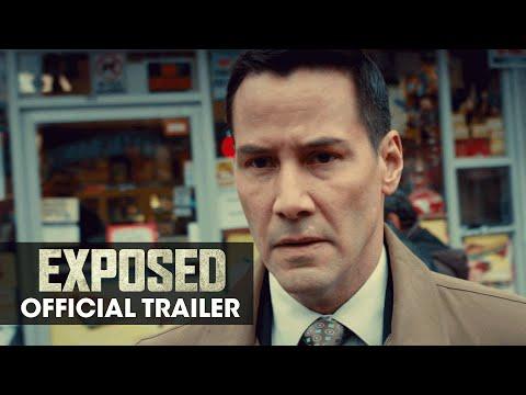 EXPOSED (2016 Movie - Keanu Reeves, Mira Sorvino, Ana De Armas) - Official Trailer