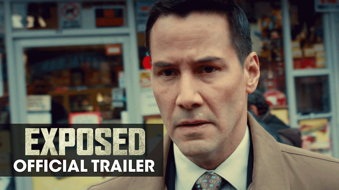 EXPOSED (2016 Movie - Keanu Reeves, Mira Sorvino, Ana De Armas ...