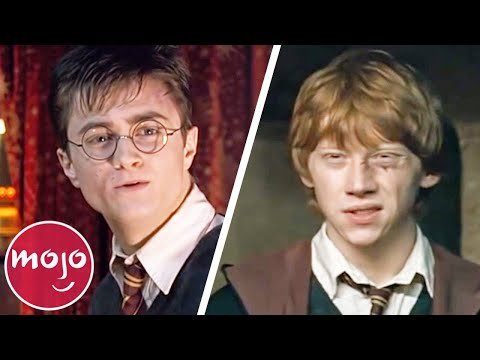 Top 10 Deleted Harry Potter Scenes That Should Have Been in the Movies