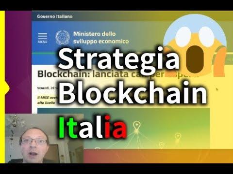 AAA Cercasi esperti di Blockchain. L'Italia fa sul serio, basta fughe di cervelli in Svizzera!