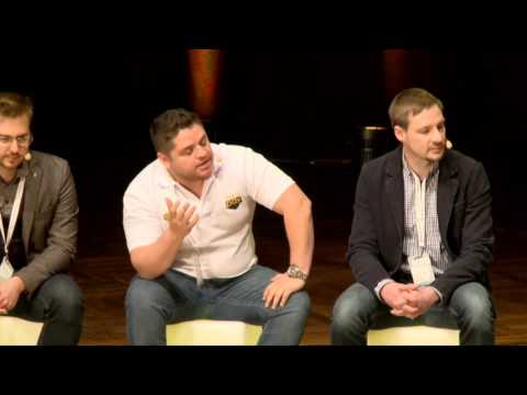 BlockShow Europe 2017 -  Panel Discussion: Overcoming the Challenges of Blockchain Implementation