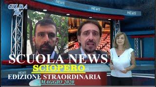 SCUOLA NEWS 29 MAGGIO 2020. SCIOPERO