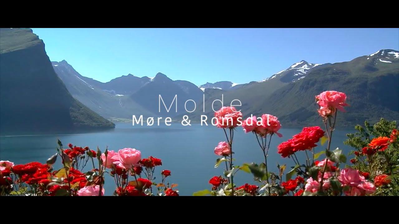 Molde | Digital fortelling | Vær og  Klima |