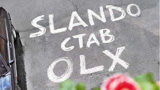 Slando став OLX!(Ребрендинг провідної дошки оголошень України. Slando став OLX! Телевізійна реклама сезону осінь 2014. OLX (online..., 2014-09-24T13:42:33.000Z)